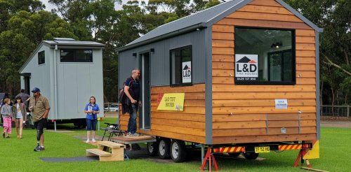 Loving the idea of tiny house living, even if you don't live in one