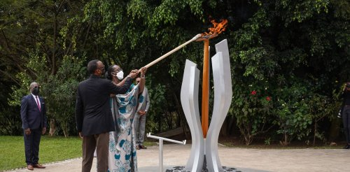 In Rwanda, genocide commemorations are infused with political and diplomatic agendas