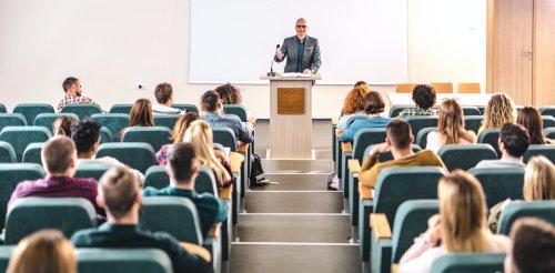 Future of college will involve fewer professors