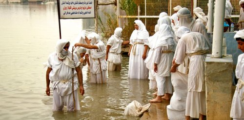 This tiny minority of Iraqis follows an ancient Gnostic religion – and there's a chance they could be your neighbors too