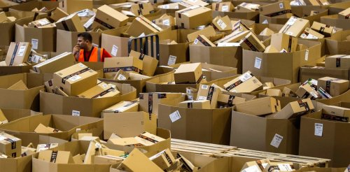 'They track our every move': why the cards were stacked against a union at Amazon