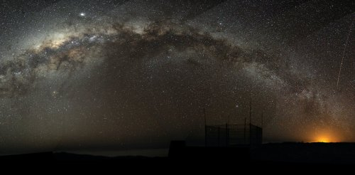 Curious Kids: why do we see the 'sky' during the day, but the galaxy at night?