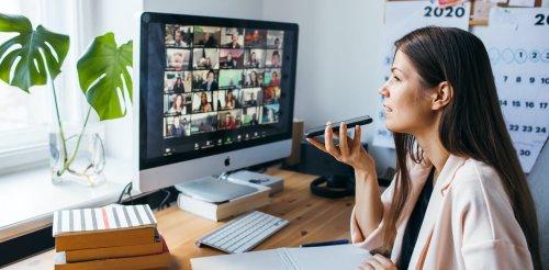 Cómo mejorar la voz en reuniones o clases en línea