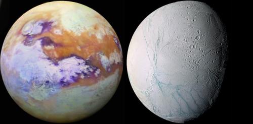 Pourquoi les lunes de Saturne sont-elles si différentes les unes des autres ?