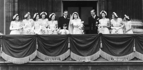 Philip Mountbatten and Princess Elizabeth: the story of 1,000 years of European dynasties