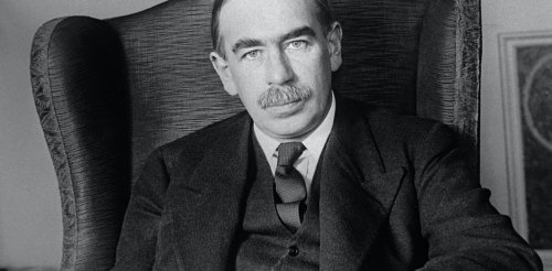 John Maynard Keynes: unusually for an economist, he did not think people were very rational