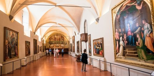If I could go anywhere: Florence's San Marco Museum, where mystical faith and classical knowledge meet