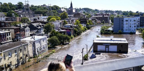 Cities worldwide aren't adapting to climate change quickly enough