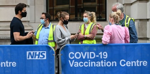 COVID: the reason cases are rising among the double vaccinated – it's not because vaccines aren't working