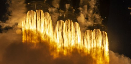 3D-printed rocket engines: the technology driving the private sector space race