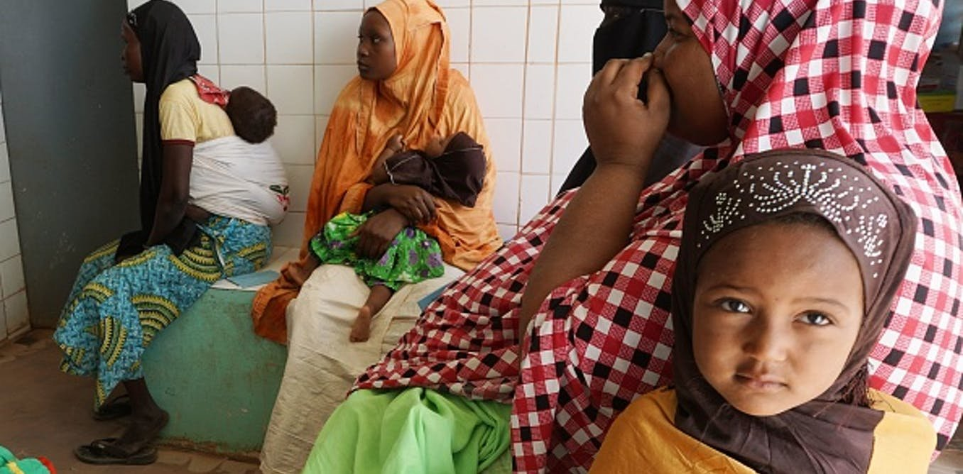 Why Nigeria's weak health system affects women and girls the most