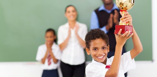 Rewarding academic achievement in schools creates barriers: a South African perspective