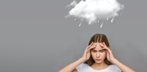 Can bad weather really cause headaches?