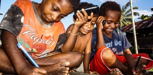 The pandemic is a golden opportunity for Papua to step up its game in education technology