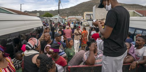 Making economic policy in South Africa in hard times: the role of human rights