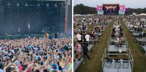 Festivals et concerts en temps de Covid-19 : une expérience émotionnelle appauvrie ?