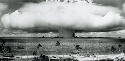 75 years after nuclear testing in the Pacific began, the fallout continues to wreak havoc