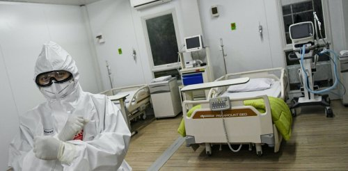 Discrepancies in facilities and services among hospitals in Indonesia increase COVID-19 risks among health workers