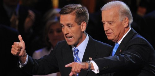 Joe Biden, a father's love and the legacy of 'daddy issues' among presidents