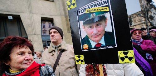 Trente-cinq ans après Tchernobyl, la Russie joue crânement la carte nucléaire