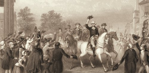 Mary Ball Washington, George's single mother, often gets overlooked – but she's well worth saluting
