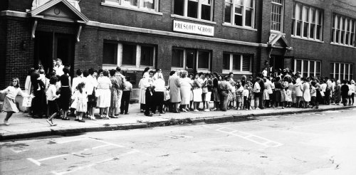 Parents were fine with sweeping school vaccination mandates five decades ago – but COVID-19 may be a different story