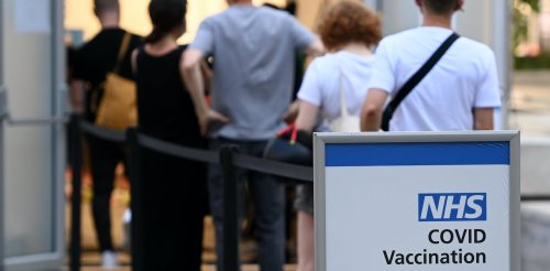 Why COVID-19 vaccine hesitancy should fall as more people get the jab