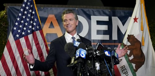 California's political standing among Democrats a big winner in Gavin Newsom's recall victory