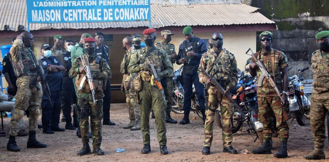 Guinea coup highlights the weaknesses of West Africa's regional body