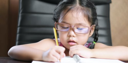 Short-sightedness is increasing in children – and researchers are still trying to understand why