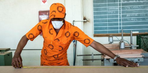 Ex-offenders should be made prison wardens in South Africa. Here's why