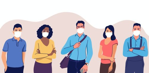 COVID masks: how and when to ask someone to wear one – without getting into a fight