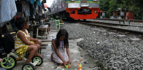 Indonesia darurat (data) kekerasan terhadap anak