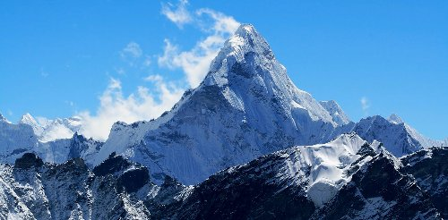 Curious Kids: how and when did Mount Everest become the tallest mountain? And will it remain so?