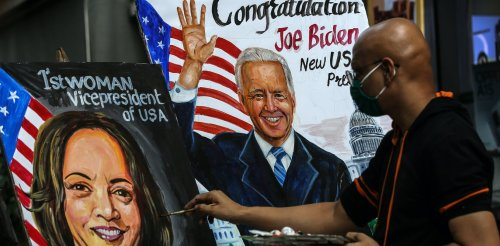 What Joe Biden's win means for the world: round-up of Conversation expert reaction