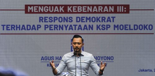 Money, jobs and power: how the presidential system fosters political party infighting in Indonesia