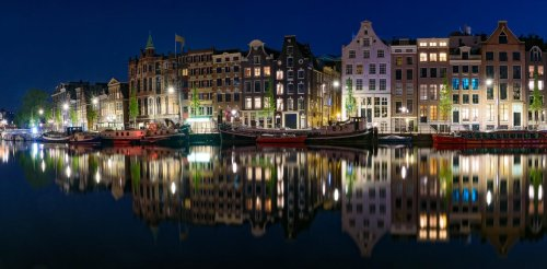 Amsterdam is laying down a model for what tourism should look like after COVID
