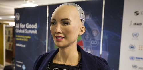 Why is AI mostly female?