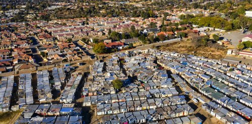 We mapped green spaces in South Africa and found a legacy of apartheid