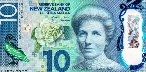 On the money: Kate Sheppard and the making of a New Zealand feminist icon
