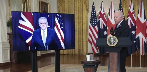ANZUS without NZ? Why the new security pact between Australia, the UK and US might not be all it seems
