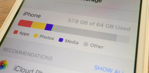 What is 'Other' in my iPhone storage, why is it taking up so much space and how do I clear it?