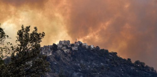 Algeria suffers from devastating wildfires, but faces big challenges in addressing them