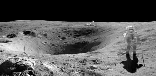 Moon lacked a magnetic field for nearly all its history – new research resolves mystery sparked by rocks brought back on Apollo