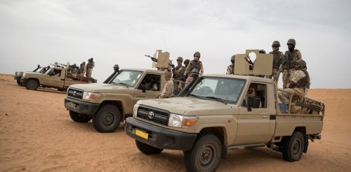 Mapping the contours of Jihadist groups in the Sahel
