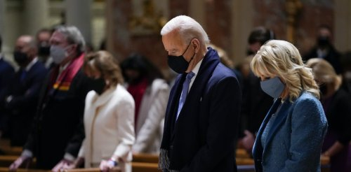 Bishops' move to press Biden not to take Communion reflects power struggle in split Catholic Church