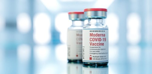 Can the Pfizer or Moderna mRNA vaccines affect my genetic code?