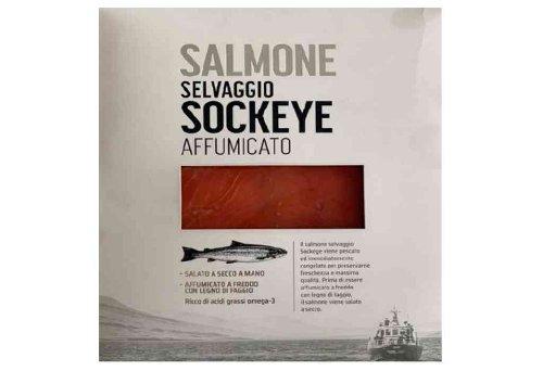 Richiamato il Salmone Selvaggio Sockeye affumicato per possibile presenza di Listeria