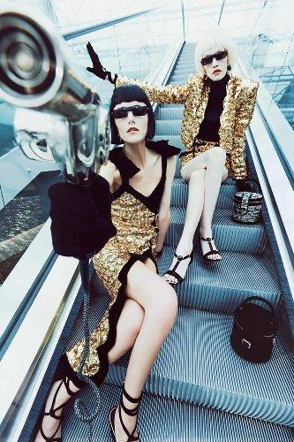 Take A Step Into The Futuristic Retro World With Raisa Vanessa FW21 Collection