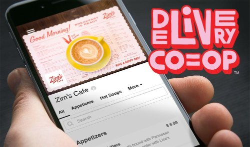 Delivery Apps like Grubhub and DoorDash charge restaurants huge commission fees. Are delivery co-ops the solution?